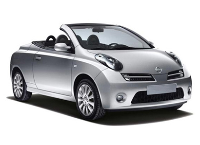 Nissan Micra Cabrio or similar Manual