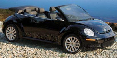 VW Beetle cabrio Manual