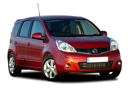Nissan Note or similar Manual