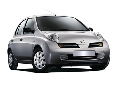 Nissan Micra or similar Manual