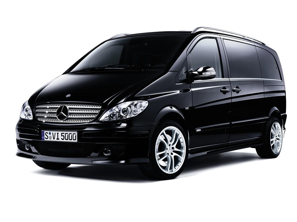 Mercedes Viano Luxury 7 person AUTOMATIC