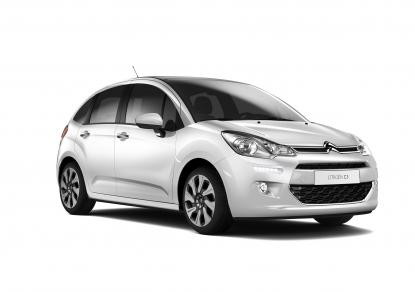 Citroën C3 1.6 BlueHDi Manual