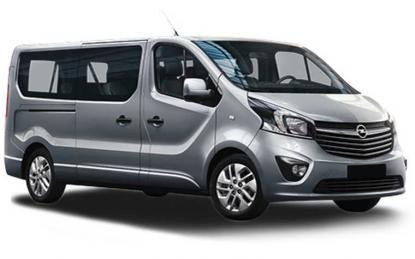 Opel Vivaro 9 seat automatic
